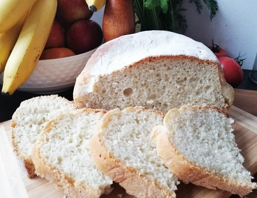 Domowy chleb pszenny – najprostszy przepis