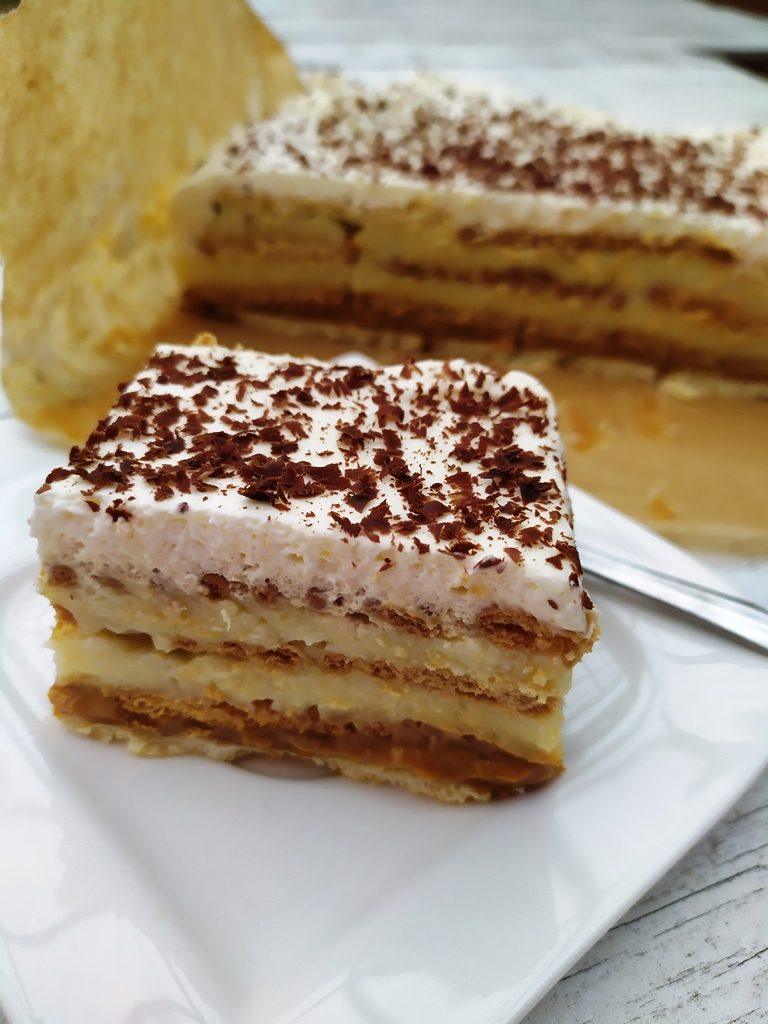 Ciasto 3 bit - zdjęcie główne