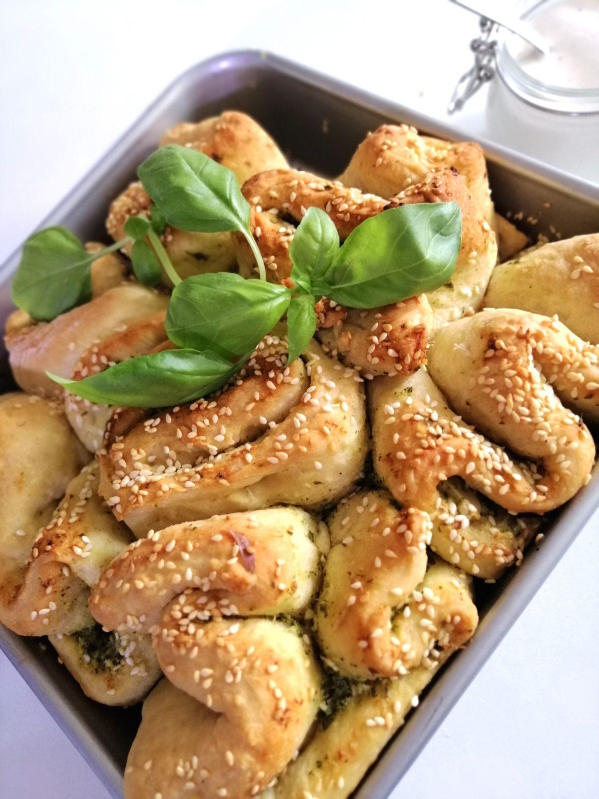 Chlebek rwany